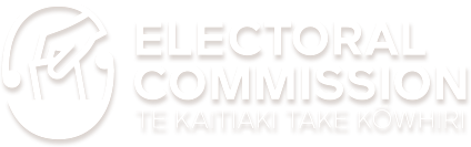 New Zealand Electoral Commission